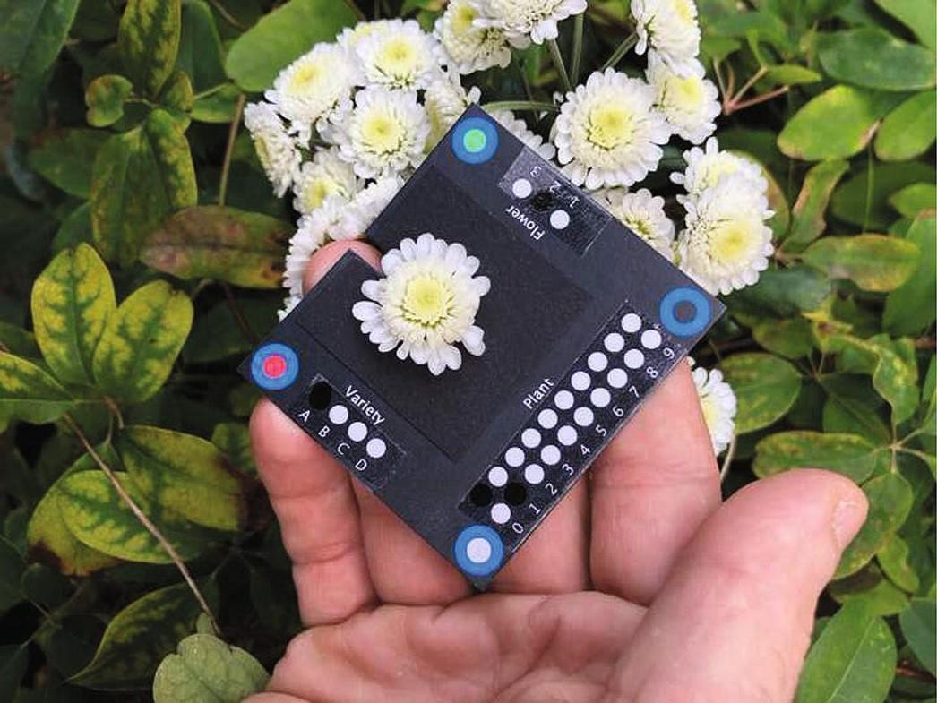 SpotCard:一种提高现场数据采集速度和精度的光学标记识别工具